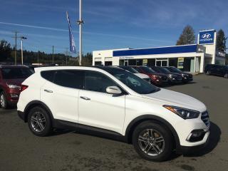 Used 2017 Hyundai Santa Fe Sport Luxury for sale in Duncan, BC
