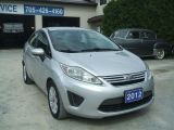 Photo of Silver 2012 Ford Fiesta