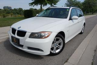 Used 2008 BMW 3 Series 328xi TOURING / LOCALLY OWNED / CLASSY COMBINATION for sale in Etobicoke, ON