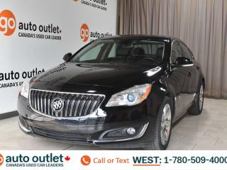 Used 2017 Buick Regal Premium, Awd, 2.0L I4, Navigation, Leather seats, Backup camera, Sunroof, Bluetooth for sale in Edmonton, AB