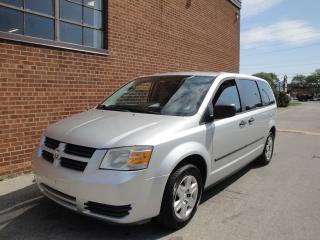 Used 2008 Dodge Grand Caravan SE, Certified, 104K KM Only for sale in Oakville, ON
