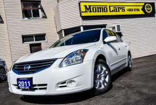 Used 2011 Nissan Altima 2.5 S PUSH BUTTON START for sale in St. Catharines, ON