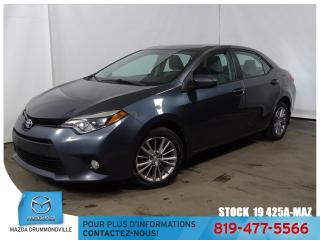 Used 2014 Toyota Corolla LE|TOITOUV|SIEGCHAUFF|MAG|CAMÉRA| for sale in Drummondville, QC