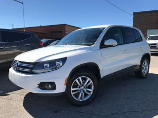 Used 2013 Volkswagen Tiguan COMFORTLINE 4Motion for sale in North York, ON