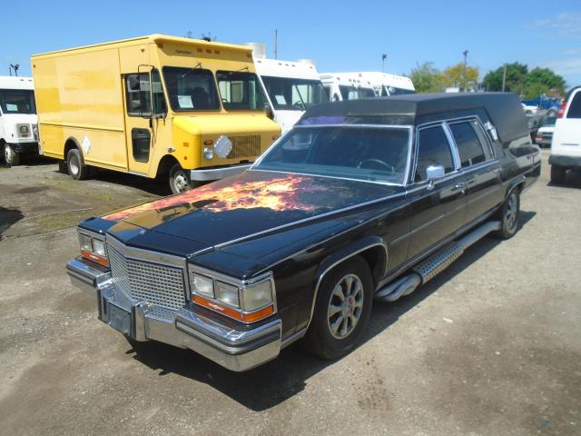1988 Cadillac Brougham STATION
