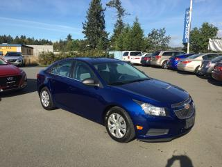 Used 2012 Chevrolet Cruze LS+ w/1SB for sale in Duncan, BC