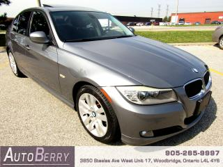 Used 2011 BMW 3 Series 323i - RWD for sale in Woodbridge, ON