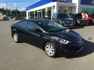 Used 2016 Hyundai Elantra GL for sale in Duncan, BC