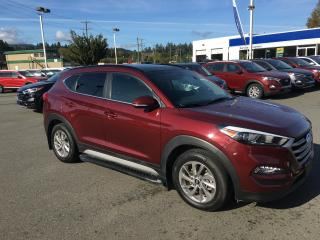 Used 2017 Hyundai Tucson Luxury for sale in Duncan, BC