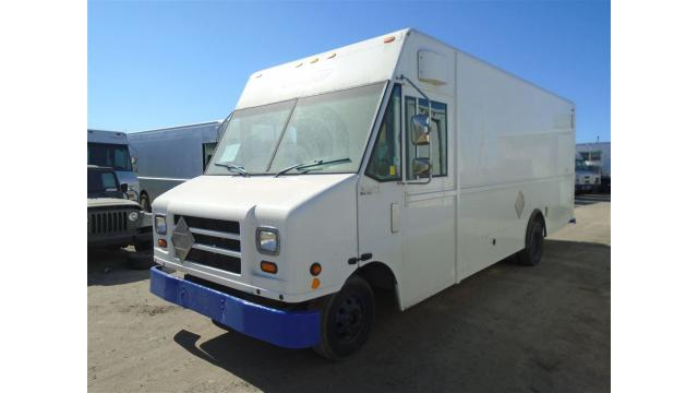 2006 Ford E450 18 foot step van