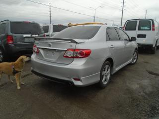Used 2012 Toyota Corolla S (M5) for sale in Mississauga, ON