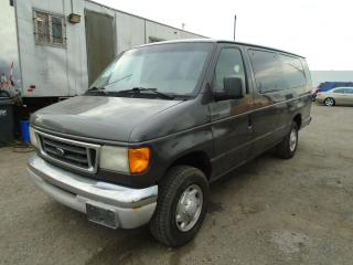 Used 2004 Ford E350 XLT for sale in Mississauga, ON
