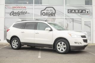 Used 2010 Chevrolet Traverse 1LT AWD ***8 PASSAGERS*** for sale in Québec, QC