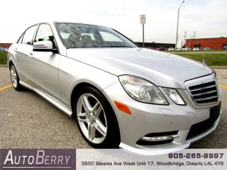Used 2013 Mercedes-Benz E-Class E350 - 4MATIC for sale in Woodbridge, ON