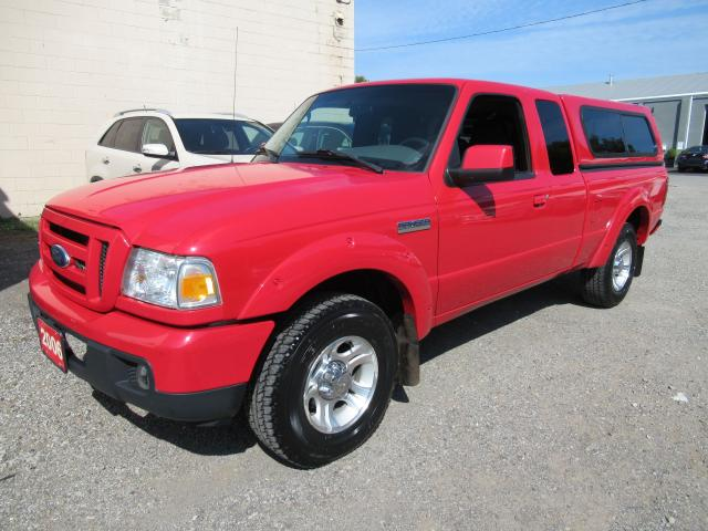 2006 Ford Ranger Sport - Certified w/ 6 Month Warranty
