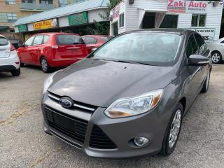 Used 2012 Ford Focus Safety Certification included Priceq for sale in Toronto, ON