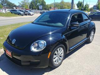Used 2013 Volkswagen Beetle Moonroof+ CERTIFIED! for sale in North York, ON