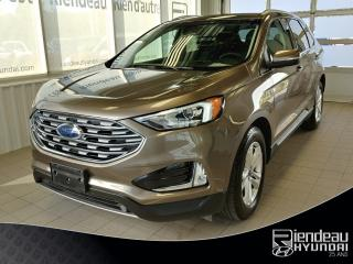 Used 2019 Ford Edge SEL + CUIR + GPS + CAMÉRA DE RECUL for sale in Ste-Julie, QC