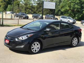 Used 2015 Hyundai Elantra SE for sale in Cambridge, ON