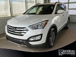Used 2016 Hyundai Santa Fe Sport 2.4 Premium + AWD + SONAR DE RECUL + BLUETOOTH for sale in Ste-Julie, QC