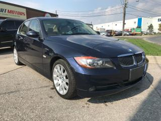 Used 2006 BMW 3 Series 330i Inline6 Moonroof for sale in North York, ON