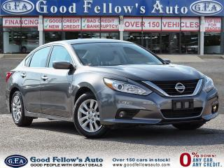 Used 2016 Nissan Altima S MODEL, 2.5L 4CYL, REARVIEW CAMERA, POWER SEAT for sale in Toronto, ON