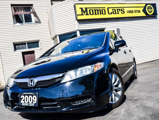 2009 Honda Civic EX-L | LEATHER | LOADED | FUEL EFFICIENT