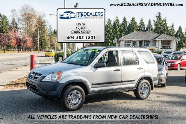 2004 Honda CR-V LX 4WD, Local, Very Clean, Automatic!