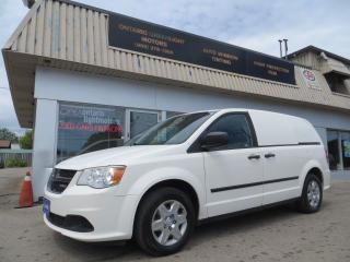 Used 2012 Dodge Grand Caravan RAM, COMMERCIAL, CARGO, GRAND CARAVAN, SIDE PANELS for sale in Mississauga, ON