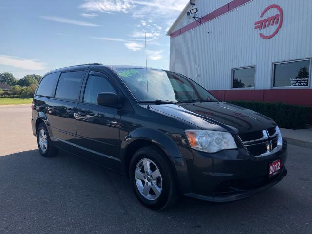 2012 Dodge Grand Caravan SXT INC 2 YEAR WARRANTY!