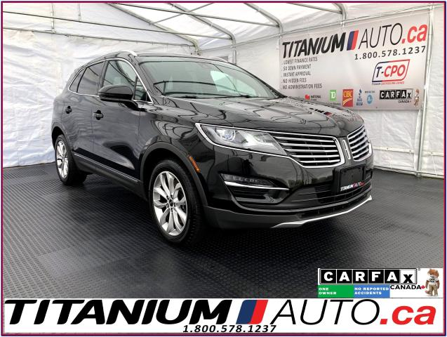 2016 Lincoln MKC AWD+GPS+Camera+Pano+Blind Spot+Cross Traffic+Apple