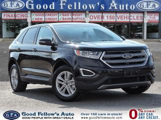 Used 2018 Ford Edge SEL MODEL, 6CYL 3.5L, LEATHER SEAT, PANROOF, NAVI for sale in Toronto, ON