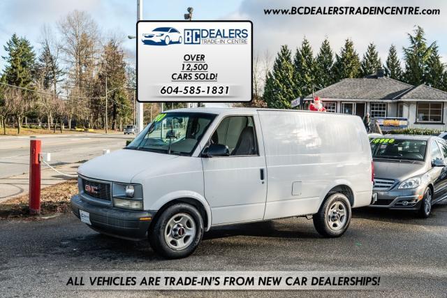 2005 GMC Safari Cargo Van, No Accidents, Affordable, Reliable V6
