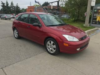 Used 2002 Ford Focus ZX5,AUTO,163KM,$1900, for sale in Toronto, ON