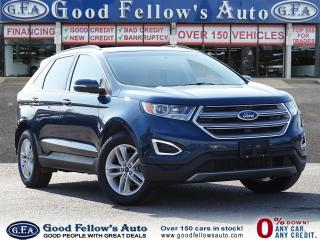 Used 2017 Ford Edge SEL MODEL, 6CYL 3.5 L, REVERSE CAMERA, NAVIGATION for sale in Toronto, ON