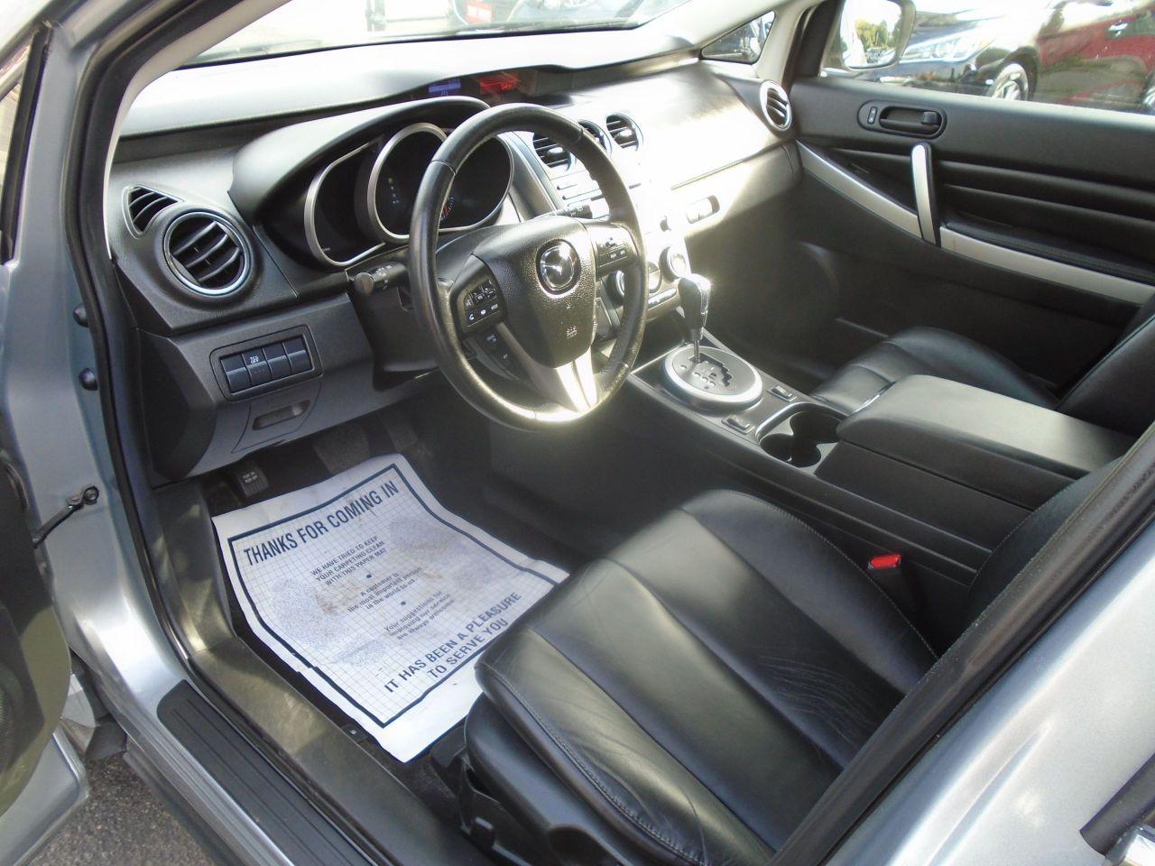 2011 Mazda CX-7