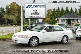 Used 1997 Toyota Camry CE V6, Local, Very Clean, Power Group! for sale in Surrey, BC