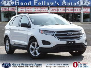 Used 2016 Ford Edge SEL MODEL, 2.0 LITER, REARVIEW CAMERA, FWD for sale in Toronto, ON