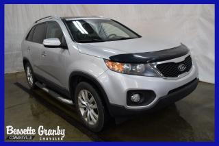 Used 2011 Kia Sorento EX V6 +Toit ouvrant,Nav,  Aucun Carfax+ for sale in Cowansville, QC