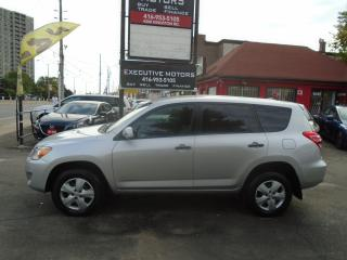 Used 2009 Toyota RAV4 BASE/ LOW KM / SUPER CLEAN /CERTIFIED / A/C / MINT for sale in Scarborough, ON