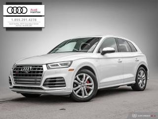 Used 2018 Audi SQ5 Technik for sale in Halifax, NS