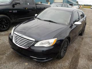 Used 2012 Chrysler 200 LIMITED S for sale in Innisfil, ON