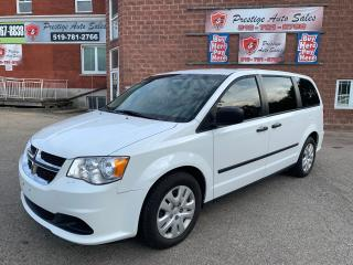 Used 2014 Dodge Grand Caravan SE/3.6L/ONE OWNER/SAFETY INCLUDED for sale in Cambridge, ON