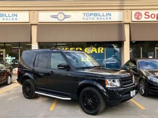 Used 2014 Land Rover LR4 Black Edition for sale in Vaughan, ON