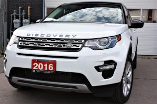Used 2016 Land Rover Discovery Sport HSE | 7-Passenger | No Accidents | One Owner | for sale in Toronto, ON