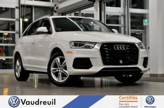 Used 2016 Audi Q3 2.0T Progressiv quattro *TOIT *BLUETOOTH for sale in Vaudreuil-Dorion, QC