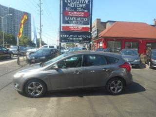 Used 2014 Ford Focus SE/ ALLOYS/ PWR GROUP / HEATED SEATS/ CERTIFIED / for sale in Scarborough, ON