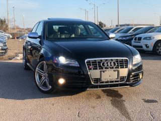 Used 2011 Audi S4 NAV CAM DRIVE SELECT for sale in Oakville, ON