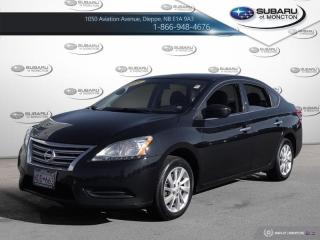 Used 2015 Nissan Sentra SV for sale in Dieppe, NB