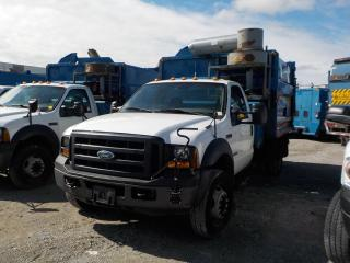 Used 2007 Ford F-550 SUPER DUTY XL for sale in Innisfil, ON